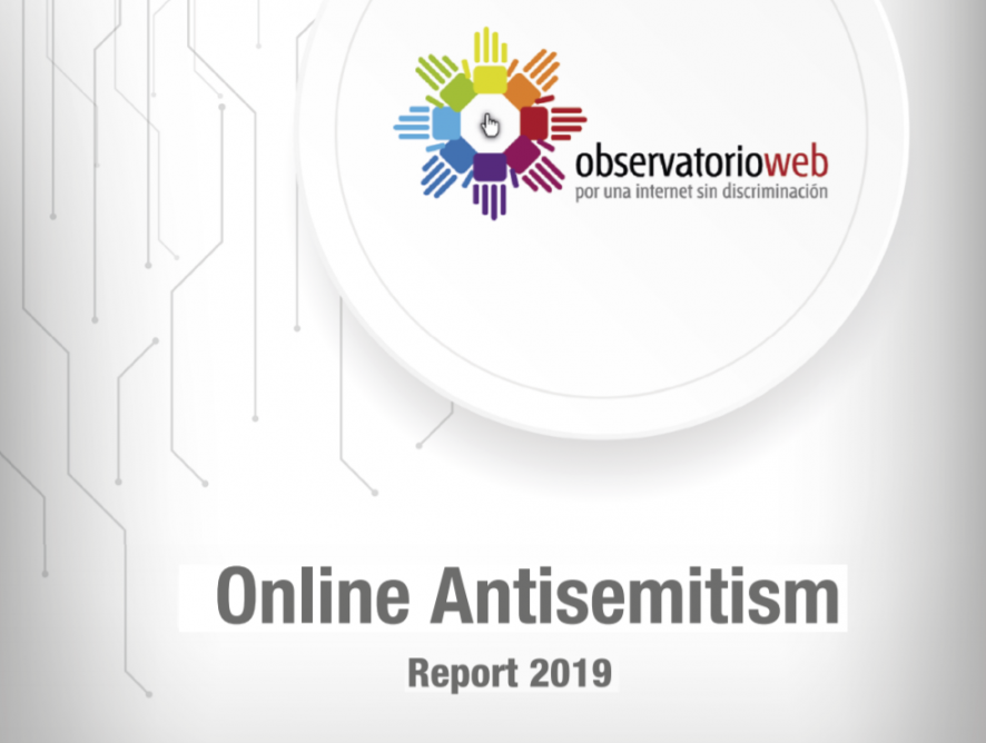 Online Antisemitism report of 2019 by the Web Observatory