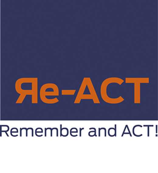 Discover the INACH-project Remember and ACT!