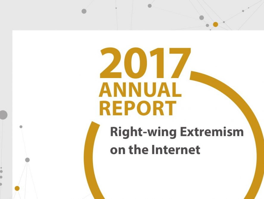 Jugendschutz.net's 2017 Annual Report on Right-wing Extremism on the Internet