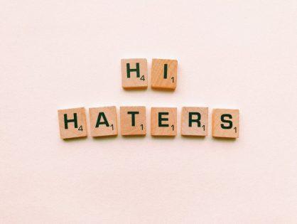Hashtag #hate